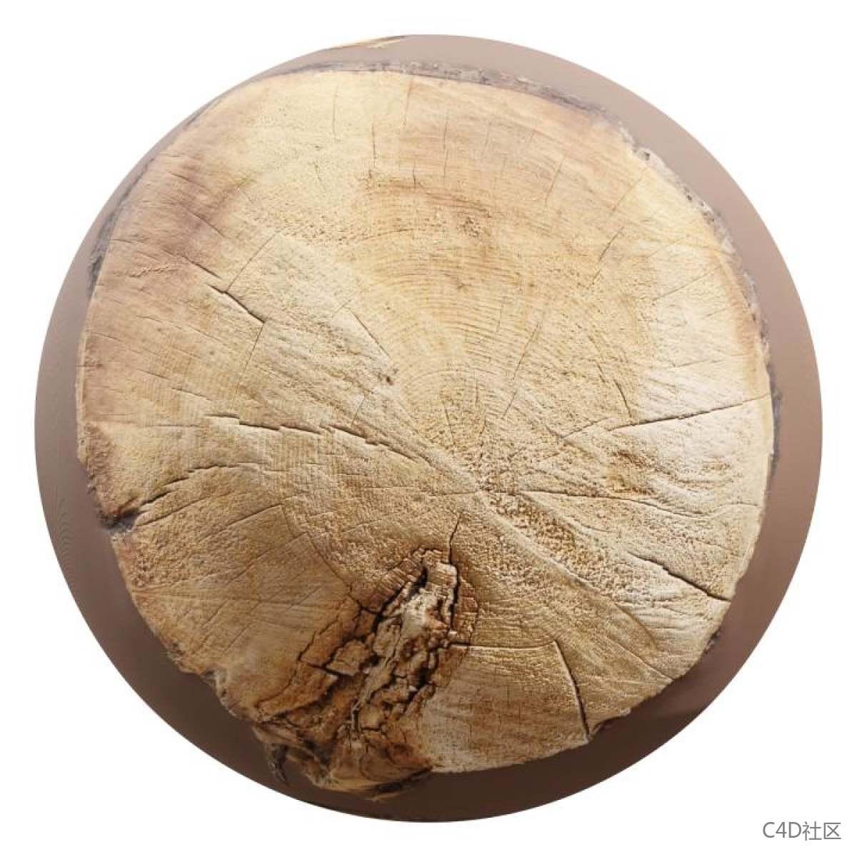 木质纹理贴图