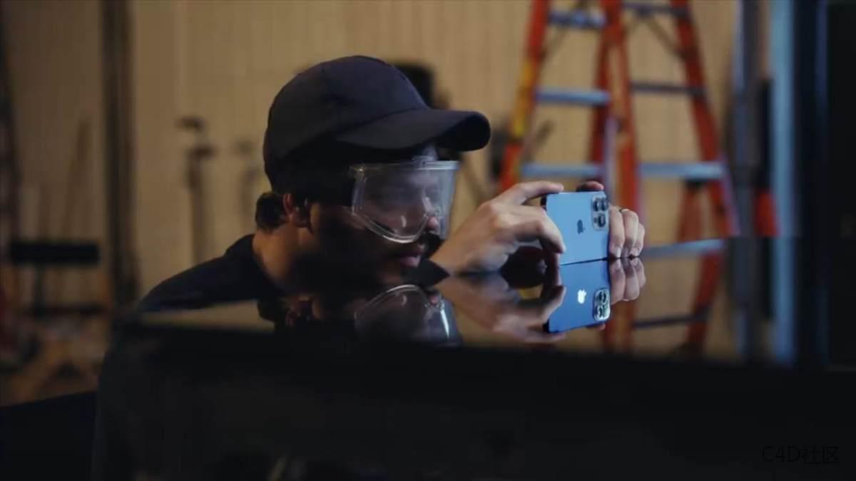 Apple iPhone 13宣传视频
